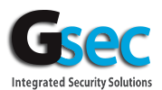 Gsec – Integrated Security Solutions